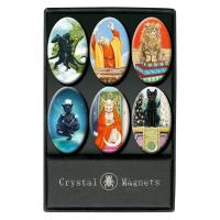 Tarot Magnets Kit Cristal Cats (SCA) *